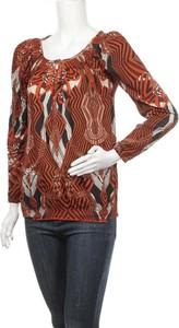 Bluzka Chicoree w stylu casual z długim rękawem