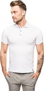 Koszulka polo Recman z krótkim rękawem