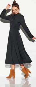 Sukienka Lemoniade z długim rękawem w stylu casual maxi