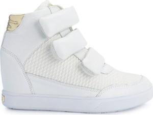 """Sneakersy Guess Sneakersy """"fosca"""" w młodzieżowym stylu"""