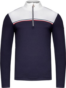 Granatowa bluza Toni Sailer w stylu casual