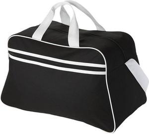 Czarna torba sportowa Upominkarnia