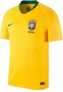 Żółta koszulka dziecięca Nike