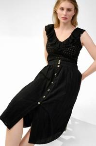 Spódnica ORSAY midi w stylu casual z bawełny