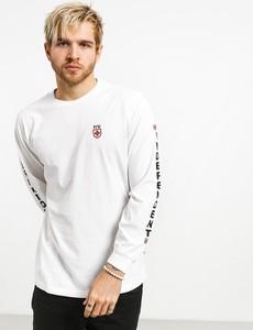 Koszulka z długim rękawem Brixton z długim rękawem z bawełny