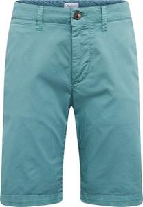 Niebieskie spodenki Pepe Jeans z bawełny