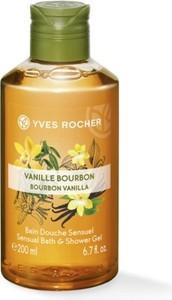 Yves Rocher Zmysłowy żel pod prysznic i do kąpieli Wanilia