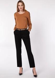 Czarne spodnie Cotton Club