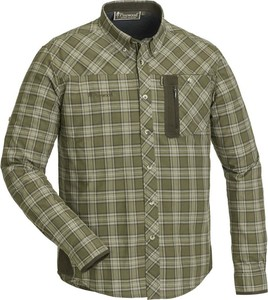 Koszula Pinewood w stylu casual z długim rękawem z bawełny