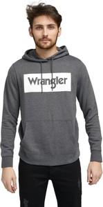 Bluza Wrangler z bawełny w młodzieżowym stylu