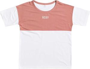 T-shirt Roxy z bawełny