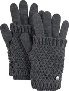 Czarne rękawiczki QUIOSQUE