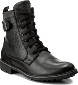 Szare buty zimowe gino rossi