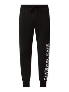 Spodnie Calvin Klein z bawełny