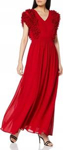 Czerwona sukienka Apart maxi