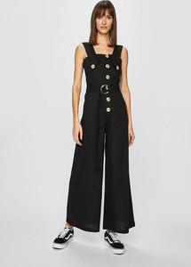Czarny kombinezon Answear w stylu casual