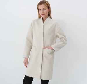 Płaszcz Mohito w stylu casual