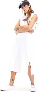 Sukienka Tommy Jeans midi w stylu casual