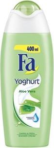 Fa, Yoghurt Aloe Vera Shower Cream, kremowy żel pod prysznic, 400 ml