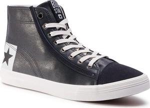 eobuwie.pl Sneakersy BIG STAR - EE174065 Navy