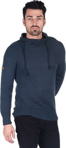 Granatowy sweter Pepe Jeans