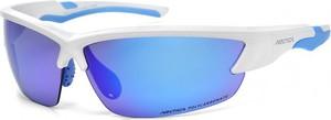 Okulary ARCTICA S-285C Sportowe Białe