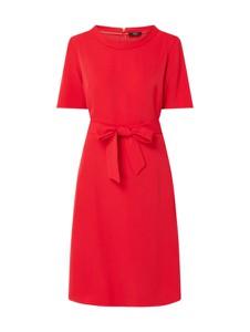 Sukienka S.Oliver Black Label w stylu casual z okrągłym dekoltem