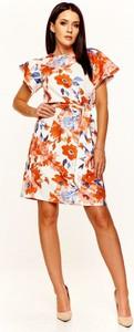 ad9ca3bb2c sukienki w kwiaty młodzieżowe - stylowo i modnie z Allani