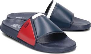 Niebieskie buty letnie męskie GIOSEPPO