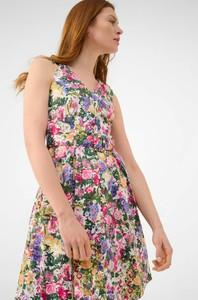 Sukienka ORSAY bez rękawów z okrągłym dekoltem