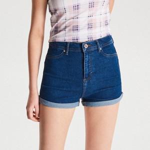 e4118e97 Spodnie damskie z jeansu Cropp, kolekcja lato 2019