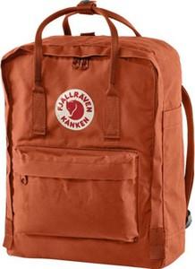Pomarańczowy plecak męski Fjällräven