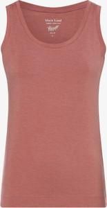 Różowy top Marie Lund