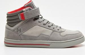 Cropp - Wysokie sneakersy - Szary