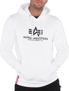 Bluza Alpha Industries z bawełny w młodzieżowym stylu
