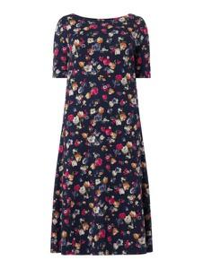 Sukienka Ralph Lauren z krótkim rękawem z okrągłym dekoltem