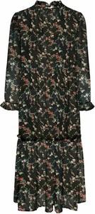 Sukienka Vero Moda z długim rękawem