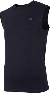 Koszulka 4F bez rękawów z dzianiny