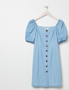 Sukienka Sinsay w stylu casual z jeansu
