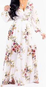 Sukienka Arilook w stylu boho maxi