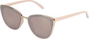 Różowe okulary damskie Emp