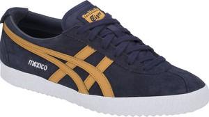 Buty sportowe ASICS z zamszu sznurowane