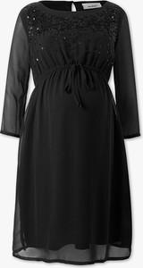 Czarna sukienka YESSICA