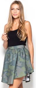 Spódnica Katrus w militarnym stylu