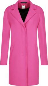 Płaszcz BOSS Casual w stylu casual z kaszmiru