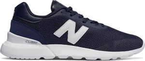 Niebieskie buty sportowe New Balance sznurowane