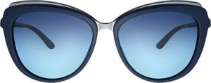 Niebieskie okulary damskie Dolce & Gabbana