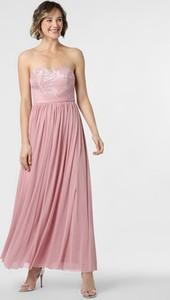 Różowa sukienka Lipsy bez rękawów