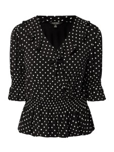 Bluzka Ralph Lauren z dekoltem w kształcie litery v