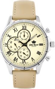 861787d28ee1f Beżowe zegarki męskie Gino Rossi, kolekcja wiosna 2019